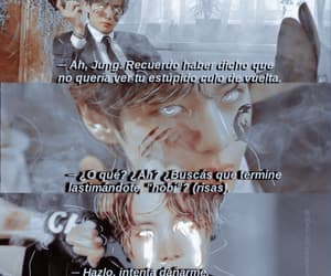 edit, hoseok, and frases image