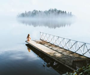 finland, travel, and instagram image