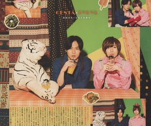 松田元太, travisjapan, and 七五三掛龍也 image