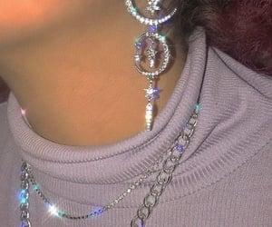 earrings, girl, and aesthetic image