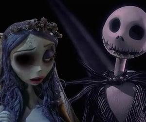 corpse bride, Halloween, and jack image
