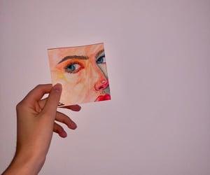 art, artwork, and woman image