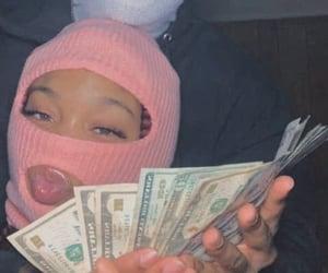 ghetto, hood, and money image