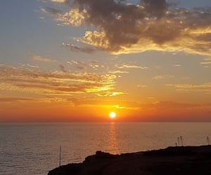 malta, beautiful picture, and end of the day image
