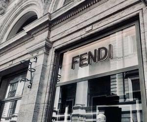 fendi, fashion, and luxury image