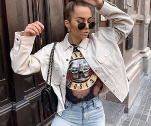 bun, fashion, and cute image