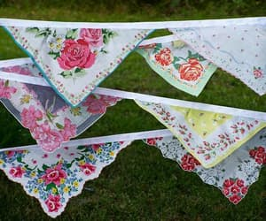 aesthetic, bunting, and classy image