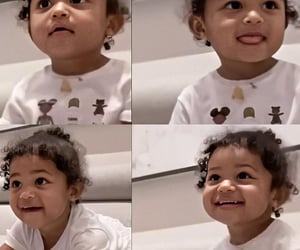 kylie jenner and stormi webster image