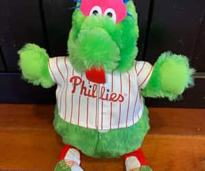 etsy, phillies plush, and phillies collectible image