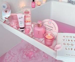 girly, pink, and princess image