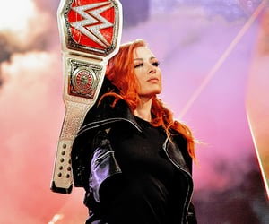 wwe, becky lynch, and rebecca quin image