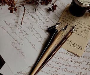 aesthetic and pen image