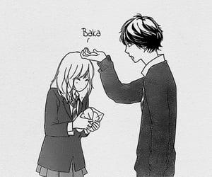 ao haru ride, manga, and anime image