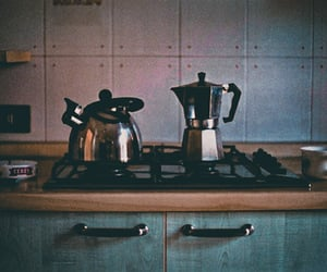 vintage, coffee, and kitchen image