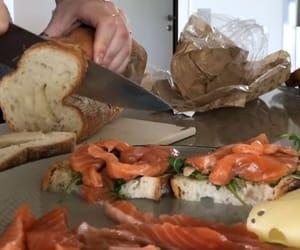 alternative, bread, and fish image