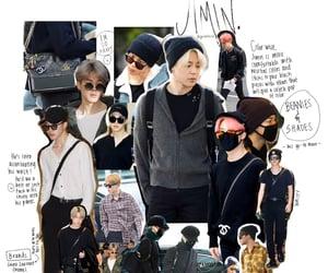 bts, jimin, and fashion image