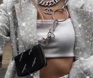fashion, girl, and Balenciaga image