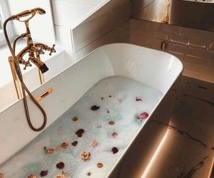 luxury, home, and bath image