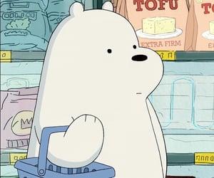 we bare bears and ice bear image
