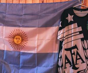 afa, argentina, and bandera image