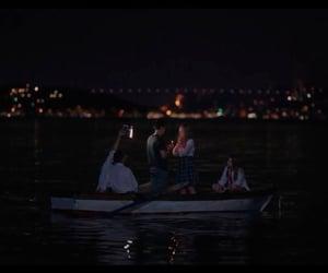 dark, friendship, and istanbul image