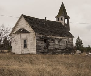 abandoned, aesthetic, and architecture image