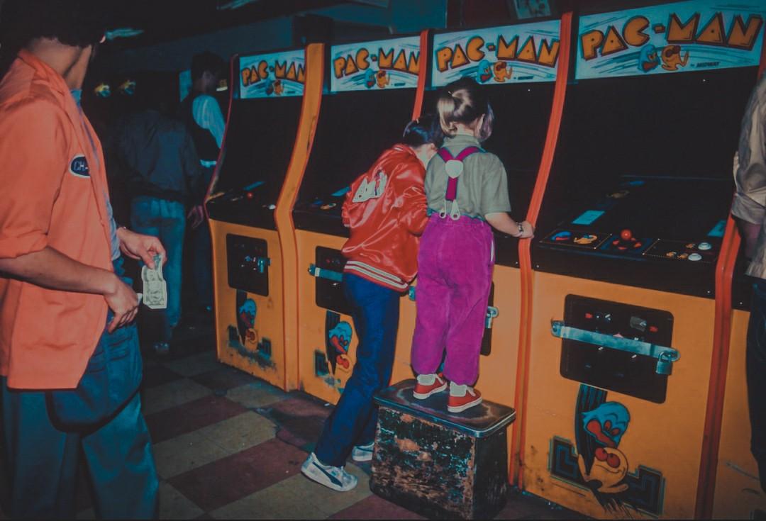 1980s, retro, and theme image