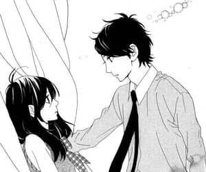<3, couple, and kawai image