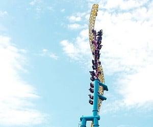 amusement park, dorney park, and allentown image