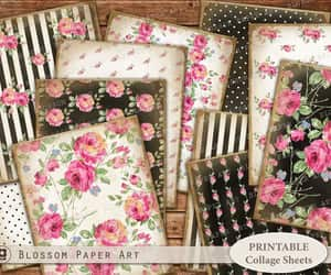 etsy, antique images, and digital paper image