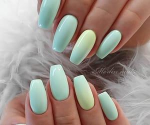 fashion, pastel, and nail nails nailart image