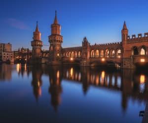 berlin, city, and deutschland image