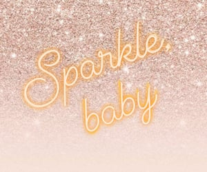 glitter, shine, and sparkle image