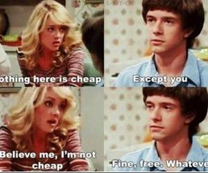 funny, that 70s show, and cheap image
