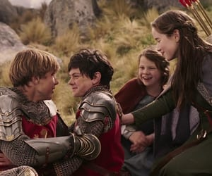 narnia, anna popplewell, and the chronicles of narnia image