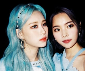 kpop, rina, and elly image