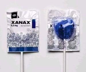 lollipop, meme, and xanax image