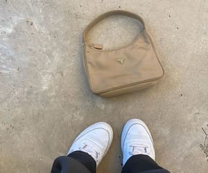 aesthetic, bag, and Prada image