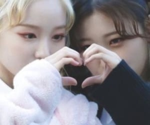 loona, choerry, and gowon image