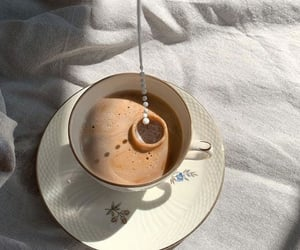 coffee, milk, and photography image