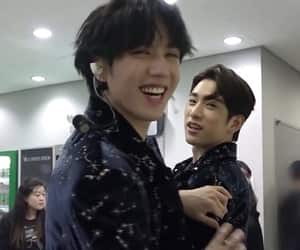 jinyoung, got7, and yugyeom image