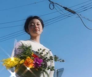 flower, mi, and 花束 image