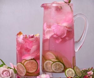 healthy and pink image