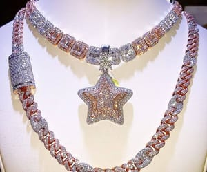 bling bling, jewelry, and luxury image