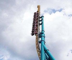 amusement park, lehigh, and dorney park image