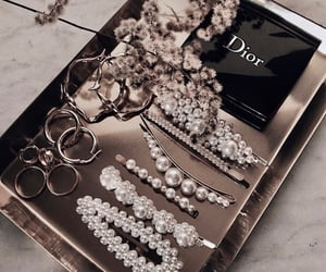 dior, jewelry, and accessories image