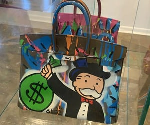 arte, monopoly, and mr. monopoly image