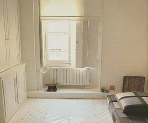 bedroom, decor, and cozy image