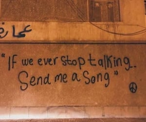 graffitti, quotes, and walls image