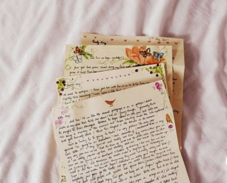article, journal, and kids image